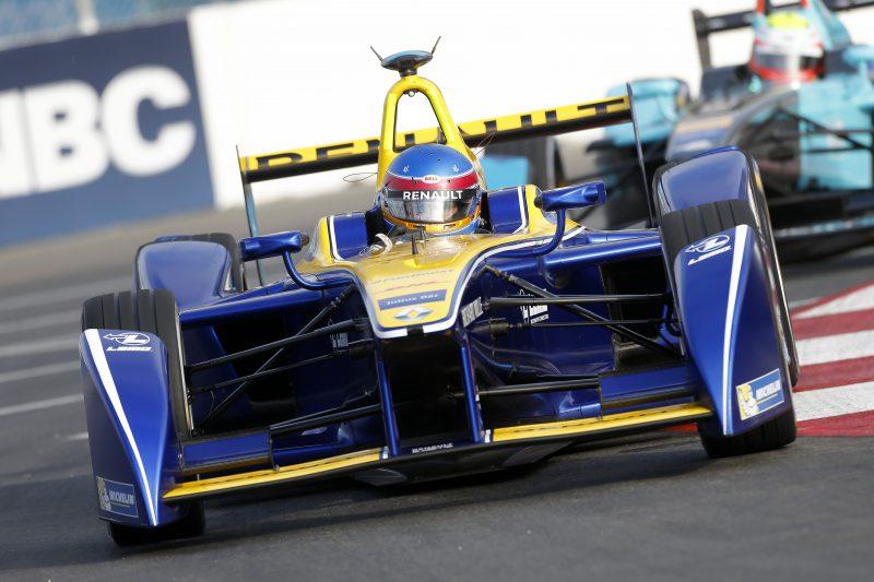 Renault E.dams Visa Paris ePrix Yarışında İddialı