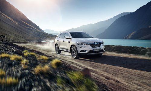 Renault Yeni KOLEOS'un İlk Gösterimini Gerçekleştirdi