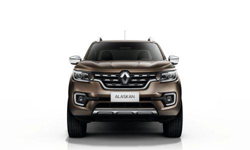 Renault Yeni Pick-Up Modelini Gün Yüzüne Çıkarıyor: ALASKAN