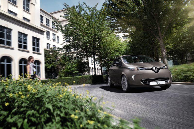 Renault Elektrikli Araç Birimi'nde Yeni Liderlik
