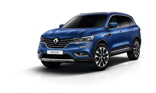 Yeni Renault KOLEOS'a Euro NCAP'ten Beş Yıldız