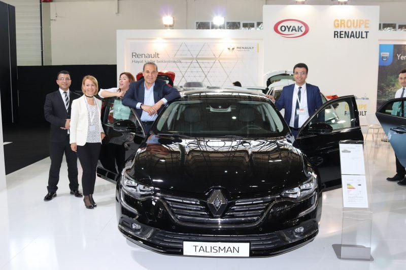 Renault ve Dacia Adana Autoshow'da