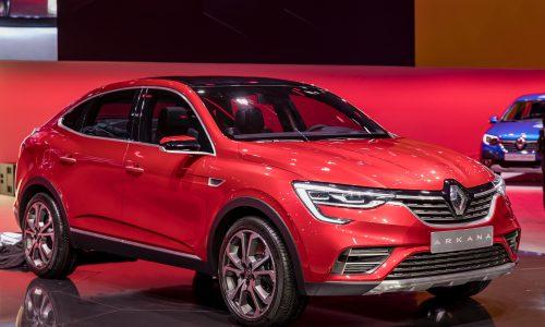 Renault ARKANA : Dünya Prömiyeri 2018 Moskova Uluslararası Otomobil Fuarı'nda gerçekleşti