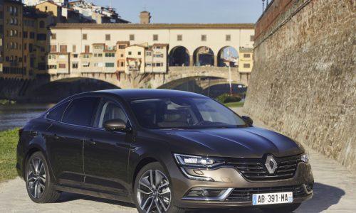 Renault Talisman: Markanın yeni D-segment sedan otomobili