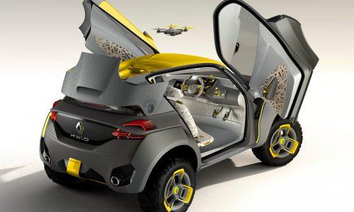 KWID CONCEPT: Renault'nun yeni pazar ihtiyaçlarına yönelik ilk konsepti
