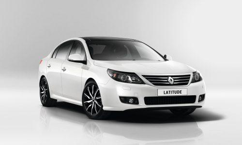 Yeni Renault Latitude Türkiye'de Satışta