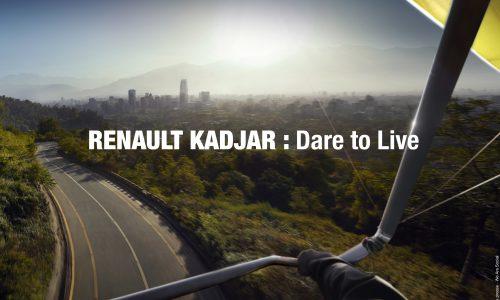 KADJAR, Renault'nun İlk C-Segment Crossover Modeli