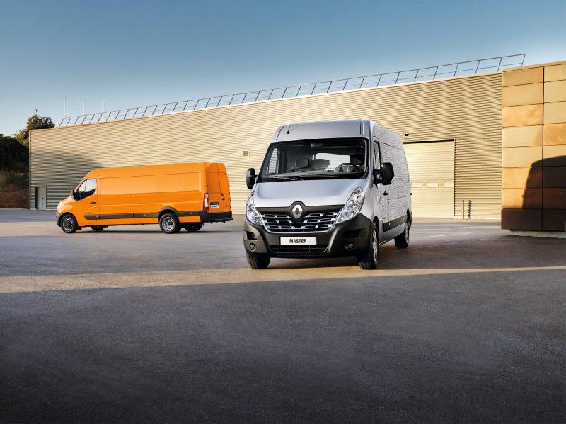 Yeni Master İle Renault'nun Hafif Ticari Araç Yelpazesi Yenilenmeye Devam Ediyor