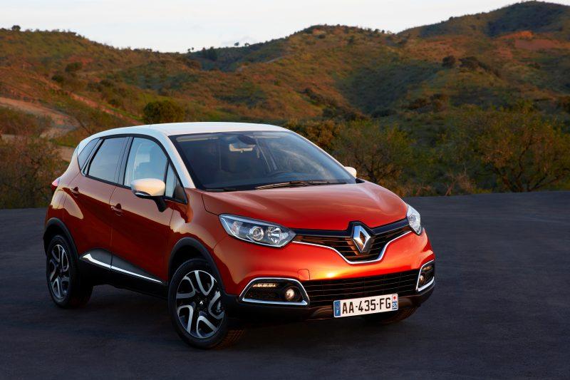 Renault Captur'e Euro NCAP'ten 5 Yıldız: Renault 15'inci kez 5 yıldız elde ediyor!