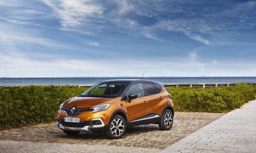 Renault'nun Yenilenen Şehirli Crossover Modeli Captur Türkiye'de…