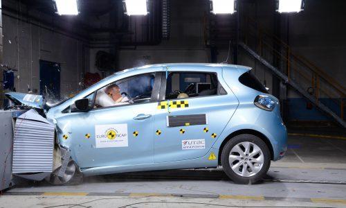 Euroncap'ın Zoe'ye Verdiği 5 Yıldız Renault ZE Serisini de Zirveye Yerleştirdi