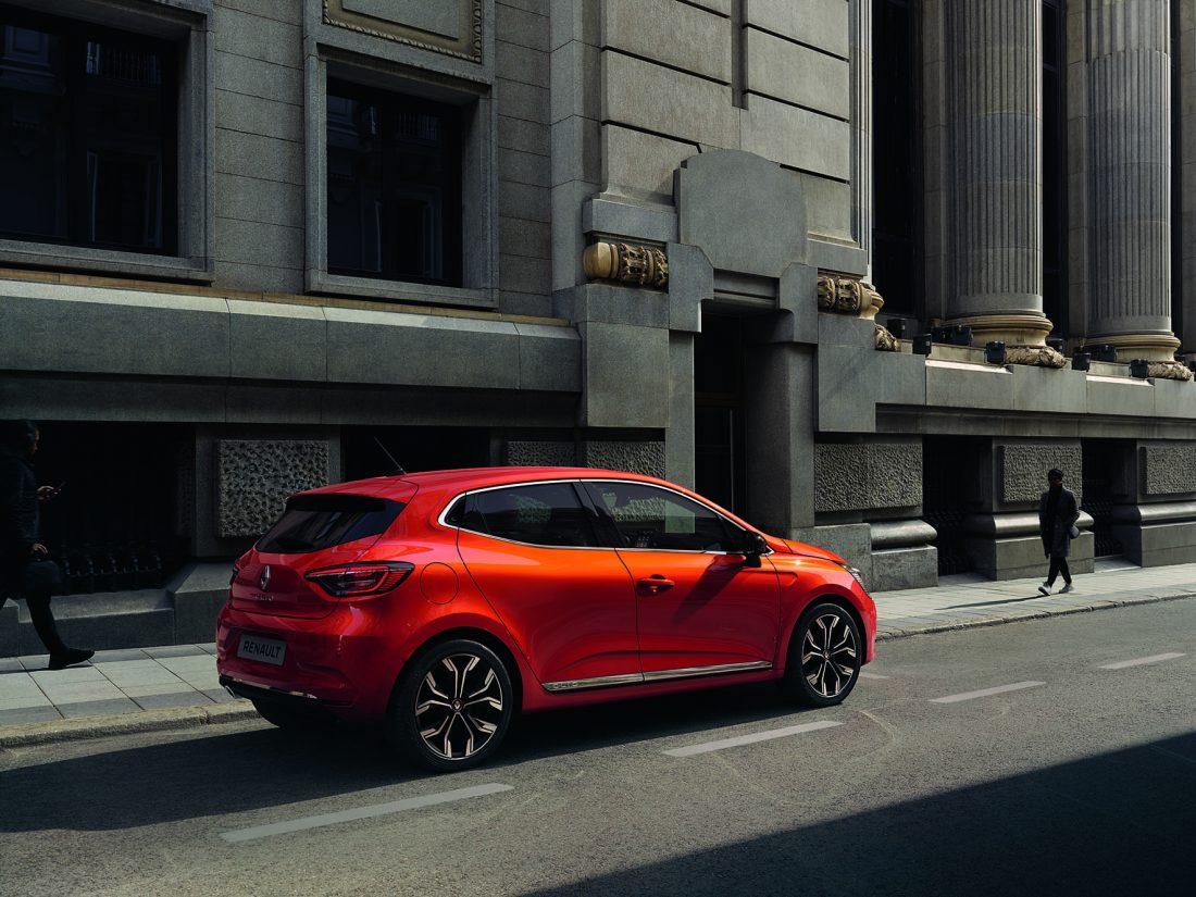 Yeni Renault CLIO Dış Mekan Görselleri
