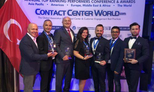 Renault MAİS Contact Center World Yarışmasında 4 Ödül Aldı