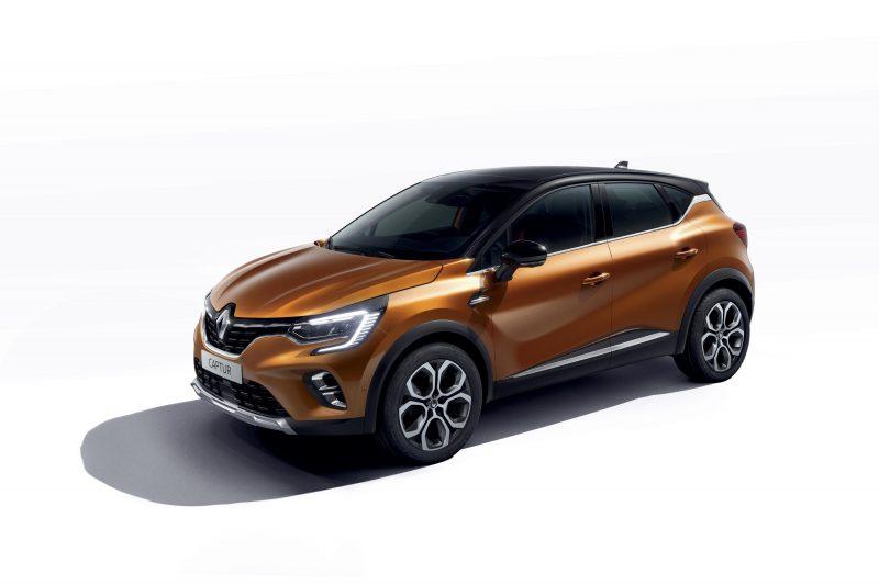 Yeni Renault Captur Gün Yüzüne Çıkıyor
