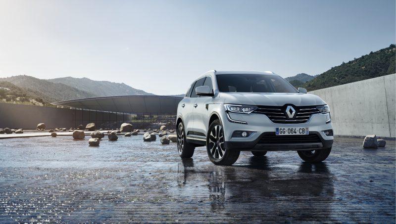 Renault, Yeni KOLEOS'un İlk Gösterimini Pekin'de Gerçekleştiriyor