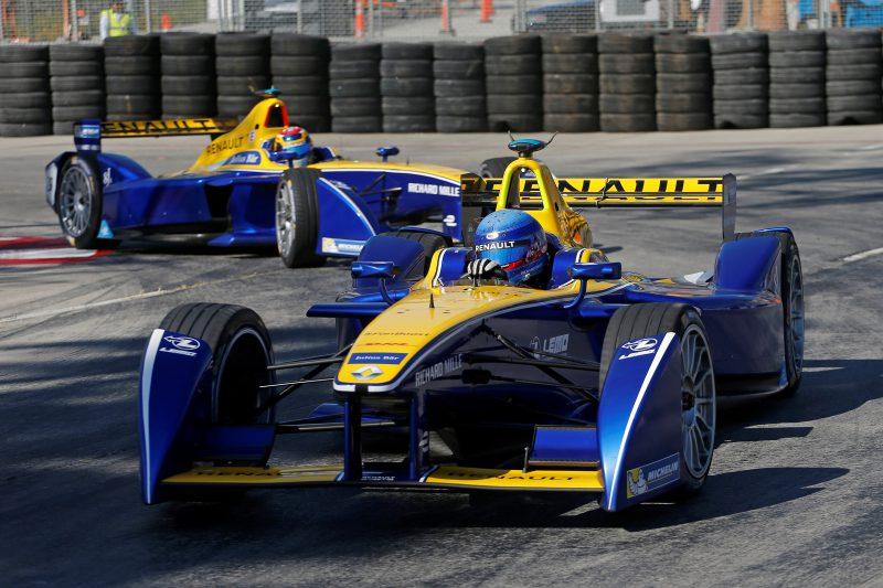Renault e.dams 2016-17 Sezonunda Buemi ve Prost ile Devam Edeceğini Açıkladı