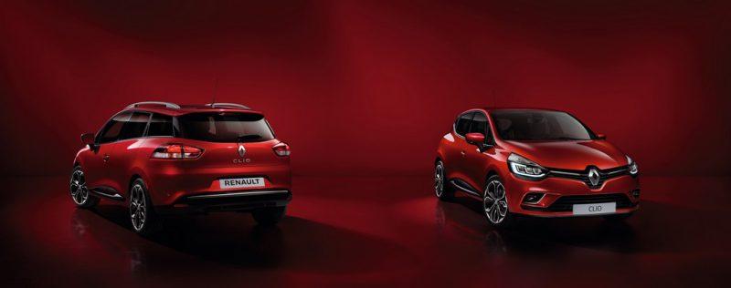 Renault, En Çok Satan Otomobili Yenilenen Clio'yu Gün Yüzüne Çıkarıyor