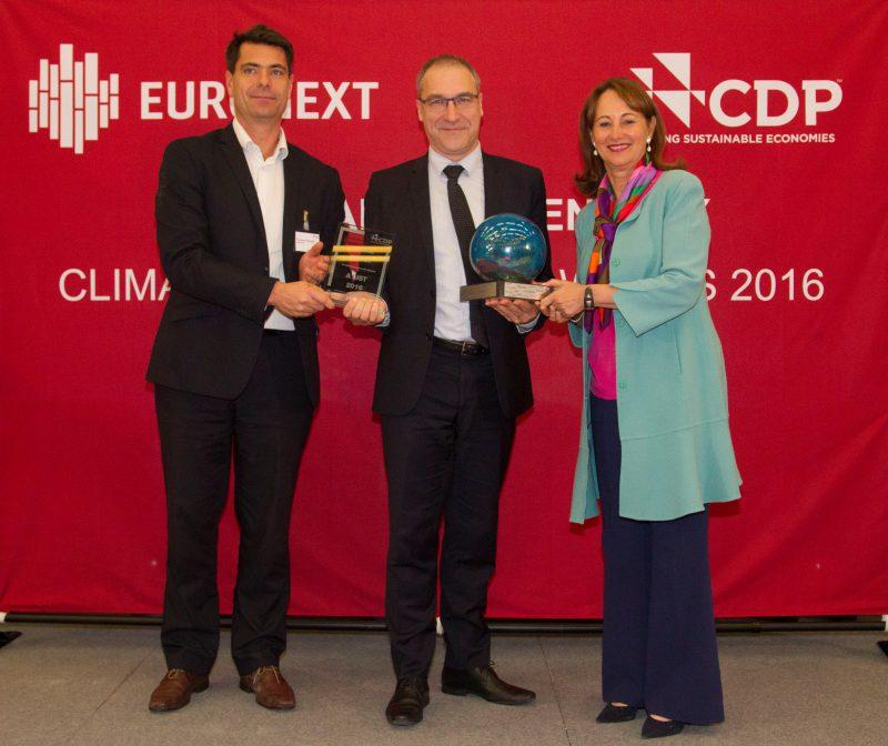 Renault CDP Tarafından İklim Liderliği Ödülü'ne Layık Görüldü