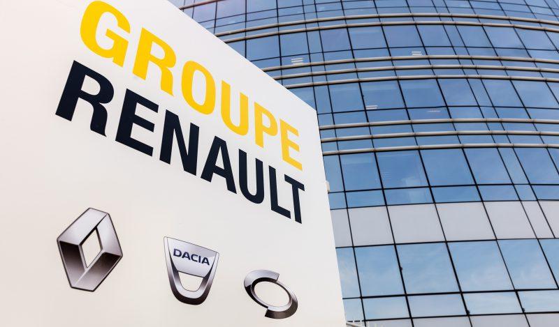 Renault Grubu'nun Cirosu İlk Çeyrekte Yüzde 25,2 Arttı (Avtovaz Konsolidasyon Etkisi Hariç +19,7)
