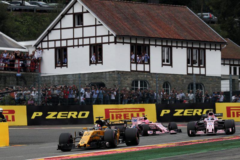 Renault Sport Formula 1 Takımı'ndan Sezonun En İyi Üçüncü Performansı