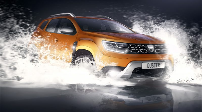 Frankfurt Otomobil Fuarı'nda Renault ve Dacia