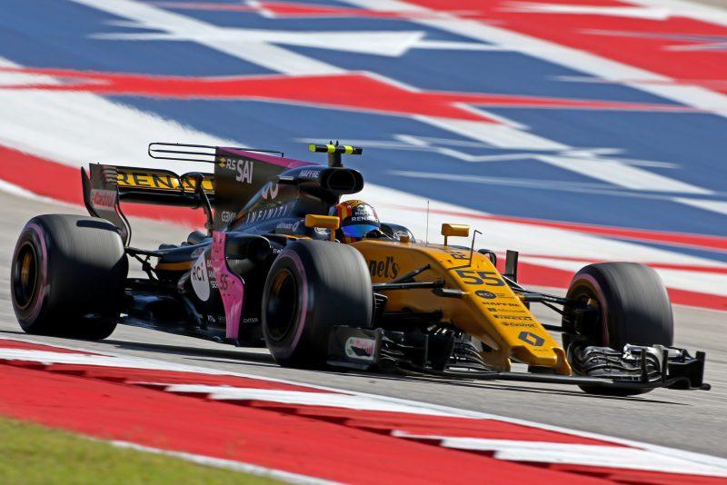 Renault F1'de Carlos Sainz ile Yükselişte