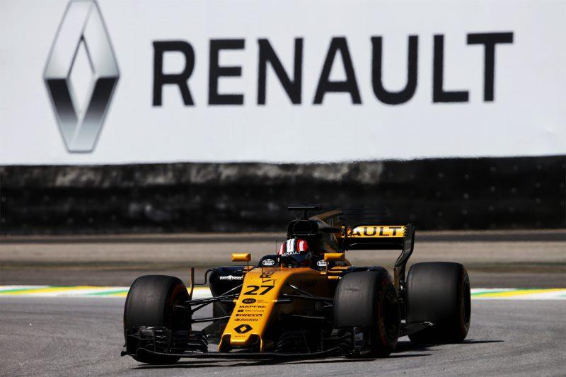 Renault Brezilya'dan Puanla Döndü