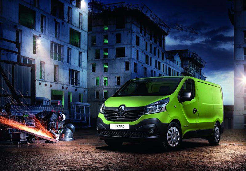 Renault Trafic Ürün Gamını Genişletiyor