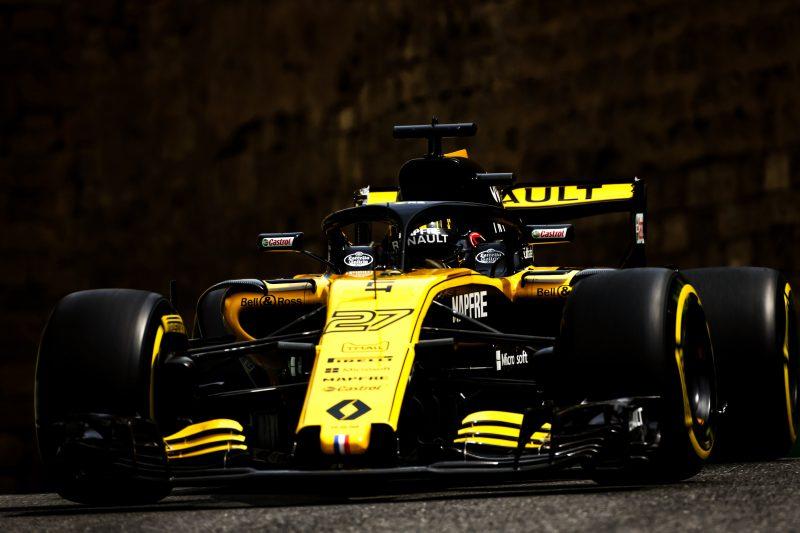 Bakü'de Sezonun En İyi Renault Performansı