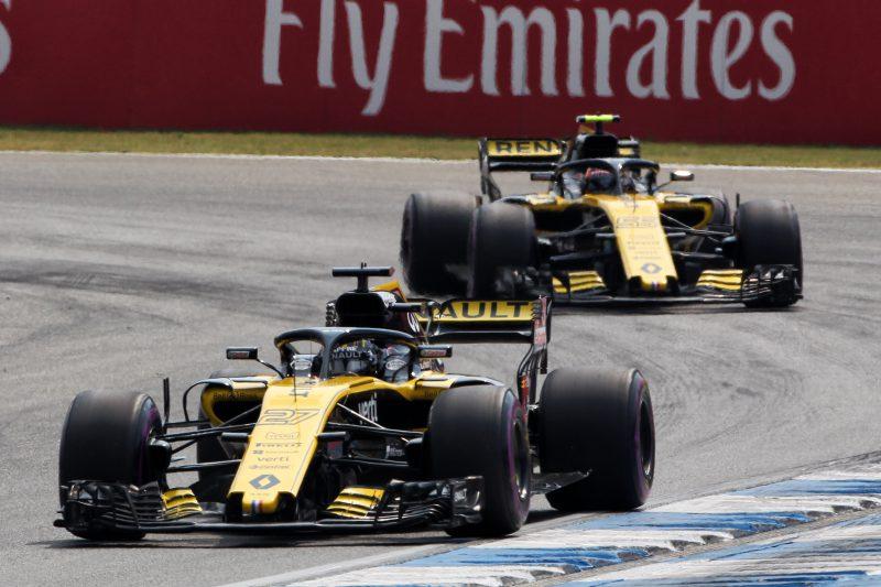 Renault F1 Pilotu Nico'dan Sezonun En İyi Performansı