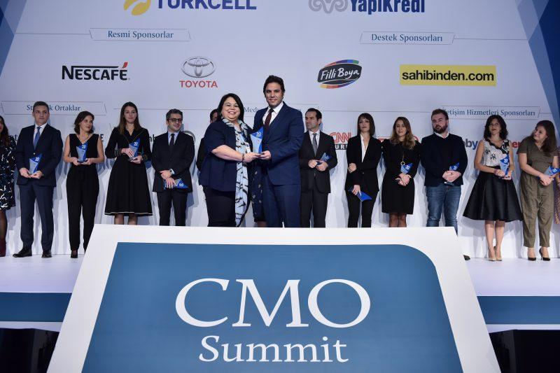 Renault Mais Pazarlama Direktörü Levent Timur En Etkin 50 CMO Arasında