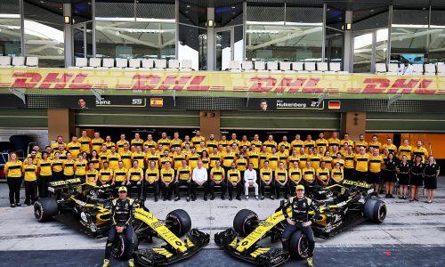 Renault'nun Formula 1'deki Yükselişi Devam Ediyor