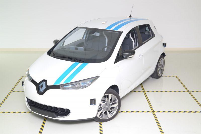 Renault'dan Bir İlk: Otonom Engel Tanıma Sistemi