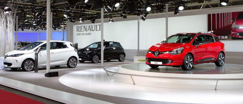 Renault Grubu Düşük CO2 Emisyonları Konusunda Avrupa'nın Bir Numarası