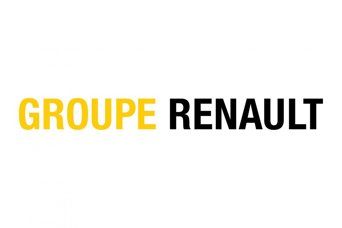 Groupe-Renault Logosu