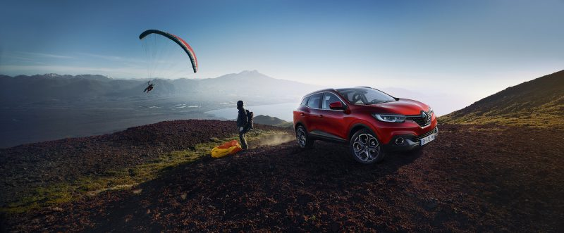 "Renault'nun Yepyeni Marka İmzası: ""Renault, Passion for Life"""