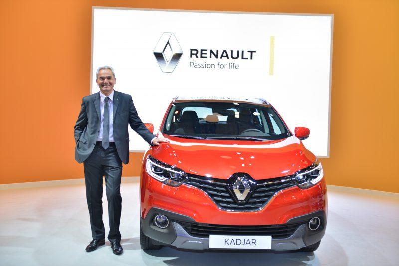İstanbul Auto Show'da Renault Kadjar'ın Türkiye Prömiyeri!