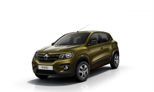 Renault KWID Uluslararası Pazarlara Yönelik Çekici, Yenilikçi ve Ulaşılabilir Bir Model