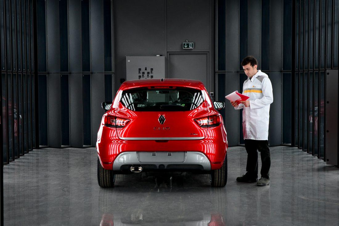 OYAK – Renault Üretim Fabrikaları