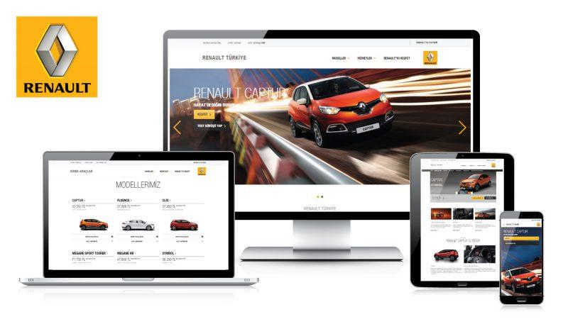Renault.com.tr Yenilendi!