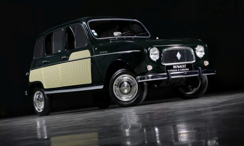 Renault Classic İnternet Sitesini Açtı