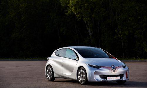 EOLAB Çevre Konusunda 1 Litre / 100 Km Ultra Düşük Yakıt Tüketimi ile Renault'nun İnovasyon Sembolü