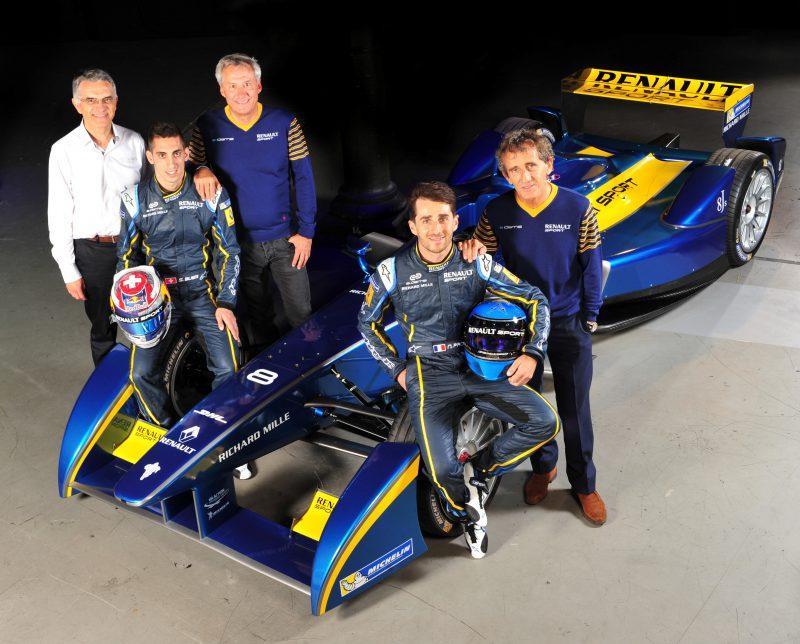 Fia Formula E Şampiyonası Renault Yeni Bir Çağa Giren Motor Sporlarında Öncü
