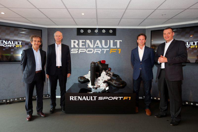 Renault 2014 F1 Yarış Motorunu Gün Yüzüne Çıkarıyor Energy F1 – 2014