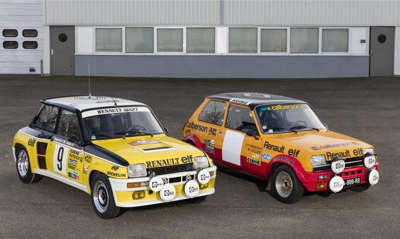 Renault, Monte-Carlo Historique 2016 Rallisi'ne dört takım ile katılıyor