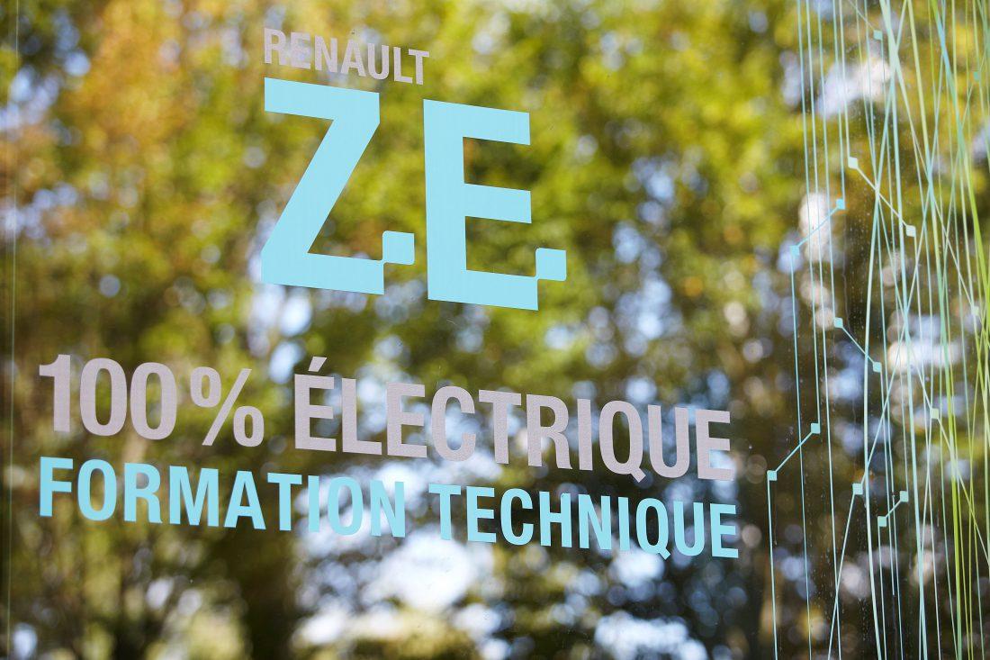 Renault Genel Müdürlüğü – Le Plessis-Robinson