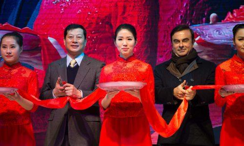 Dongfeng Renault Çin'de İlk Tesisi Açıyor