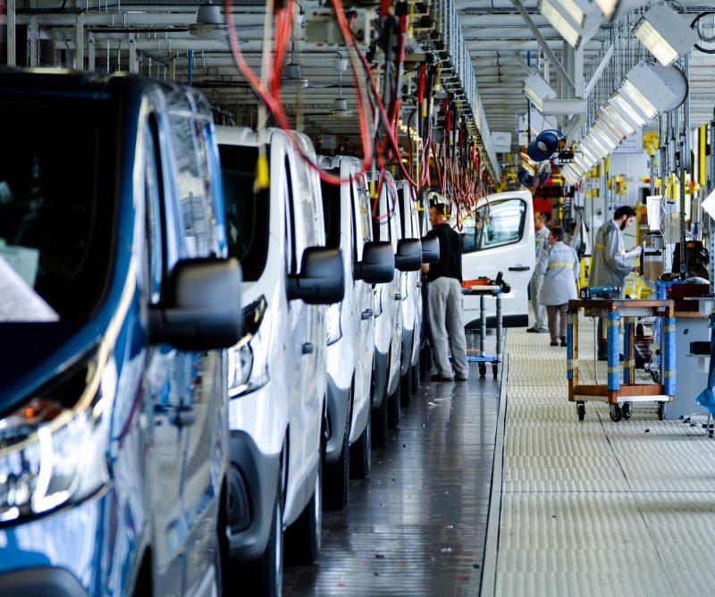 Renault Sandouville Fabrikası Nissan NV300 Üretecek