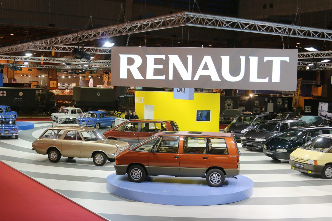 2014 – Retromobile Show
