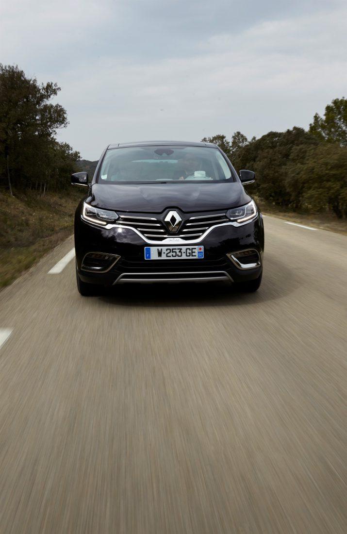 Renault Espace İç & Dış Görseller